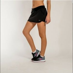 NIKE WOMEN'S DRI-FIT WOVEN running skirt